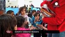 Gli indesiderati. Viaggio tra gli immigrati clandestini, tra sud e nord Europa.