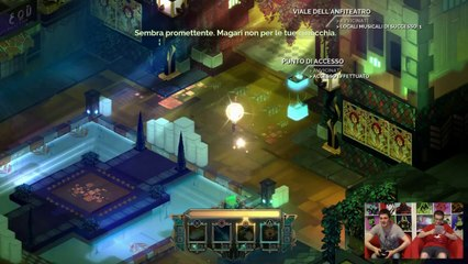 PLAY Live - Transistor - Gameplay
