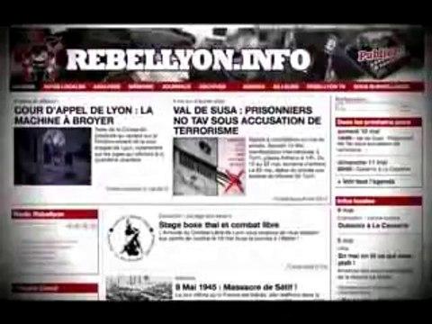 Lancement de la nouvelle version de Rebellyon