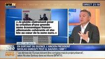 Direct de Droite: Avec sa tribune dans Le Point, Nicolas Sarkozy peut sauver l'UMP - 21/05