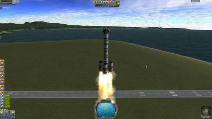 Galaxy Quest - Ep.3 : Manoeuvres orbitales - Tutoventure Kerbal Space Program par Fanta
