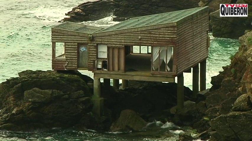 Ile de Groix: Le poste de secours SNSM fantome - TV Ile de Groix