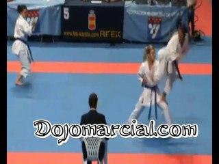 Bunkai Karate: Kata Anan - Campeonas de Europa 2009 - Champions of Europe - Champions d'Europe - Karatedo - Caraté - Karaté