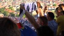 Amical - Le Kosovo marque mais perd
