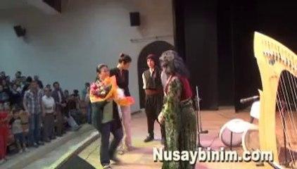 Nusaybin'de Tara Jaff konseri verildi
