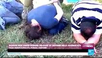 WEB NEWS - Russian web users demand release of Ukraine-held journalists