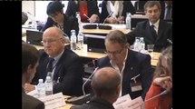 Audition de représentants des syndicats des personnels civils  - Mercredi 21 Mai 2014
