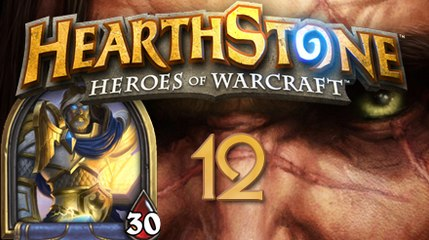German Let's Play: Hearthstone Heroes of Warcraft, Paladin, Part 12