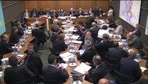 Audition de Ségolène Royal devant la Commission du développement durable à l'Assemblée nationale (20 mai 2014)