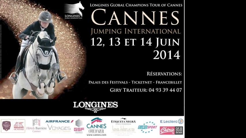 Jumping international de Cannes