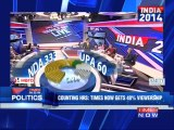Counting hours: TIMES NOW gets 45% viewership