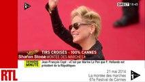 VIDÉO - Festival de Cannes 2014 : Sharon Stones et Bérénice Bejo brillent sur la Croisette