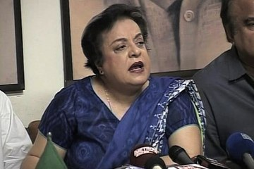 Dunya News-Geo practicing 'journalism of blackmailing': Shireen Mazari