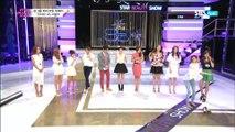 140520 Star Beauty Show T-ARA Boram Qri Eunjung Cut