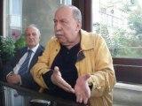 Yaşar Okuyan Yalova Basın TOPLANTISI