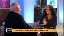 Les débuts d'Eric-Emmnanuel Schmitt à Saint-Cyr - Extrait - 25/05