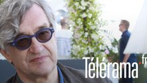 Wim Wenders, entretien post-it - CANNES 2014