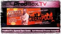 ATG - Geekopolis : Cyril Villalonga créateur de Geekopolis