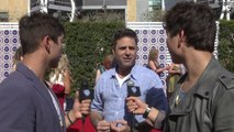 Mark L Walberg on The American Idol Finale Red Carpet