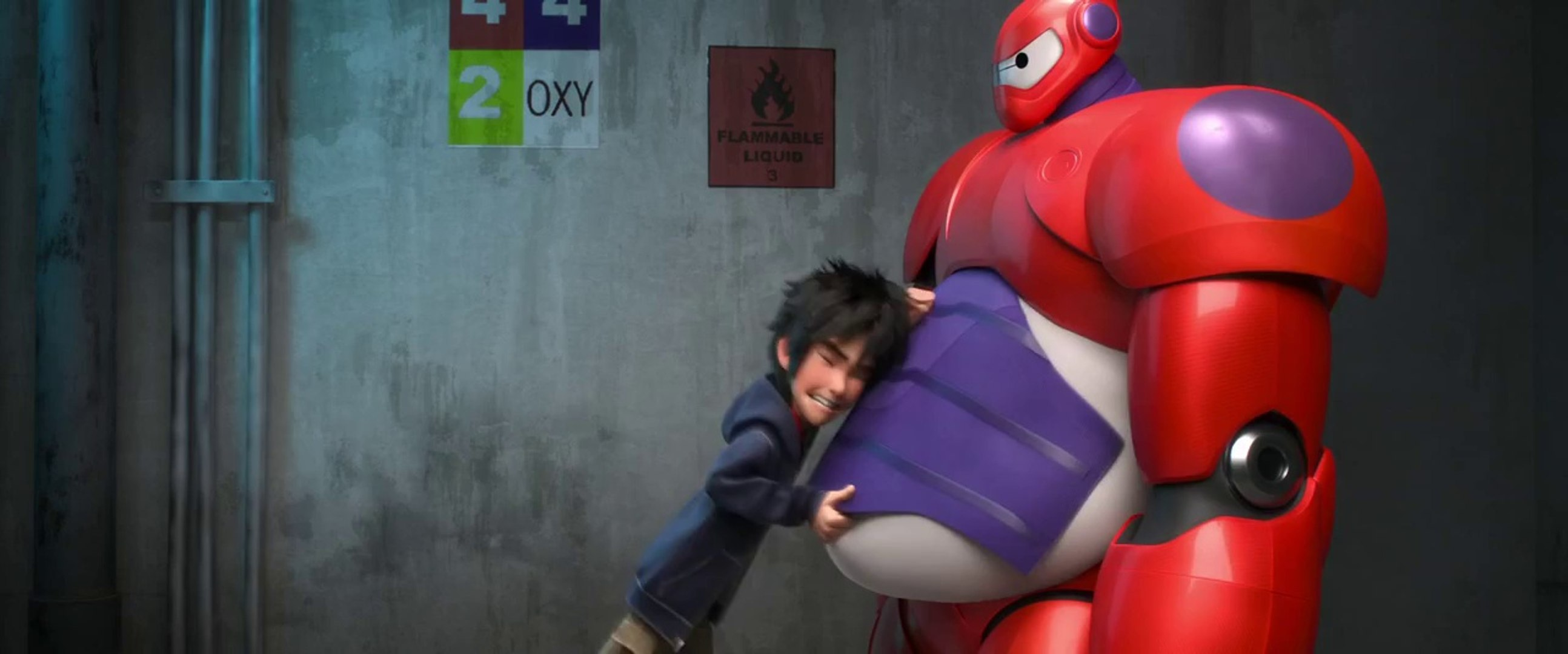 Big Hero 6 trailer HD Trailer
