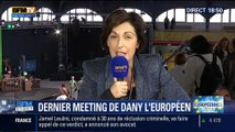 BFM Story: Européennes 2014: Meeting de fin de campagne d'EELV et hommages à Daniel Cohn-Bendit - 22/05