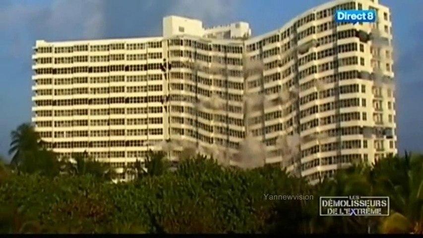 IMPLOSIONS - building, bridge, antenna, hospital (Blowdown / Démolisseurs de l'extrême) 2011