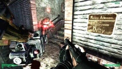 Fallout 3 - Ep.29 : Cthulhu Hotel - Playthrough FR HD par Fanta