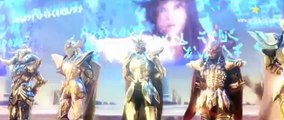 Os Cavaleiros do Zodíaco: A Lenda do Santuário - Trailer Secreto