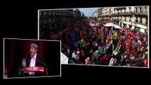 """[HD] Le GMT """"Je n'en veux pas !"""" J.-L. Mélenchon, le 25 mai votez Front de gauche !"""