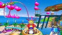 Super Mario Sunshine - Parc Pinna - Épisode 8 : Les ballons des montagnes russes