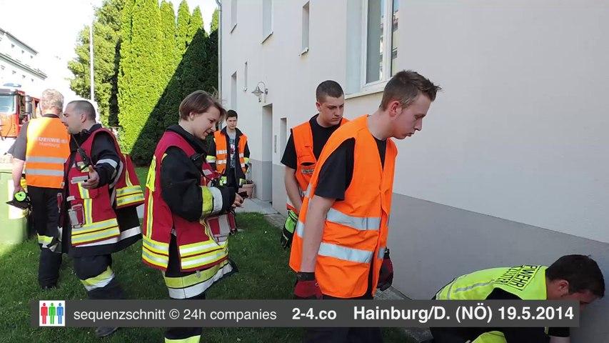 Tierrettung der Feuerwehr Hainburg an der Donau (HD)