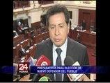 Propondrían como candidato a la Defensoría del Pueblo a Francisco Eguiguren