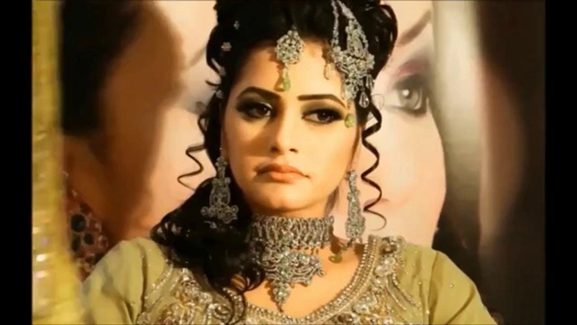pakistani bridal makeup tutorial