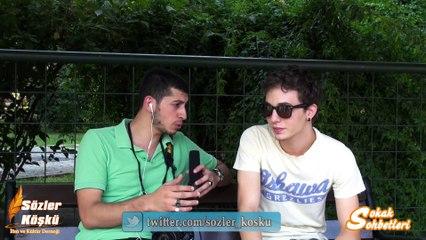 Ateist Bir Gençle Sokak Sohbeti 1 - Serkan Aktaş