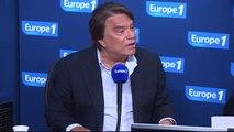 """Bernard Tapie : """"Un député FN ne peut rien apporter à l'Europe"""""""