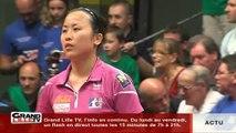 Tennis de Table : CP Lys LM / SVS Strock - Finale Aller (17/05/2104) - Match intégral ! (1ere MT)