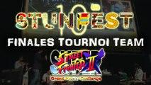 STUNFEST 2014 FINALES SSF2X TEAM