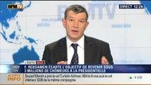 L'Édito éco de Nicolas Doze: François Rebsamen écarte la réduction du chômage à la présidentielle – 23/05