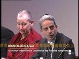Rabbin Moché Lewin Rabbin, directeur exécutif de la conférence des rabbins européens - Conférence inaugurale Agapan