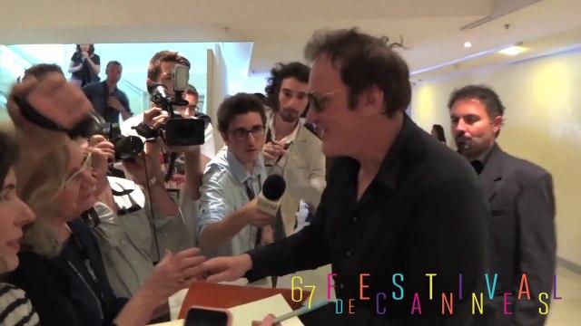 Quentin Tarantino, 20 ans après Pulp Fiction