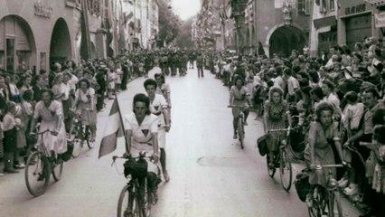 """""""À la Libération, j'étais prête pour le Tour de France."""""""