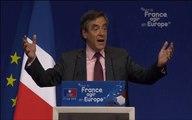 Élections européennes 2014 avec François Fillon