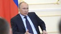 """Bernard Guetta : """"L'ambition de Mr Poutine est de reconstituer les frontières de l'empire russe."""""""