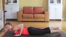 Yoga For Back Flexibility - Day 8 - 30 Day Yoga Challenge