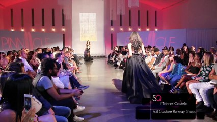 Michael & Stephanie Costello Couture Runway shows at Miami Fashion Week 2014