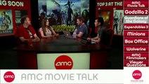 AMC Movie Talk - GODZILLA 2 Coming, New GUARDIANS OF THE GALAXY Trailer