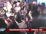 "Kayna Samet "" Kingston"" en live dans Planète Rap !"