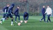 Ginola wants Spurs stability