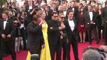 Tapis rouge à Cannes pour les dernières projections