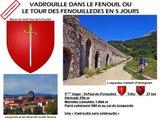 TOUR DES FENOUILLEDES ETAPE 5 de Saint-Paul-de-Fenouillet à Trilla
